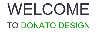 WELCOME DONATO